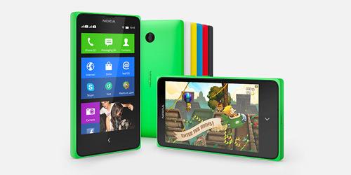 Nokia X Android