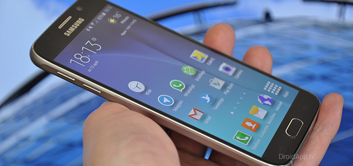 Review: Samsung Galaxy S6