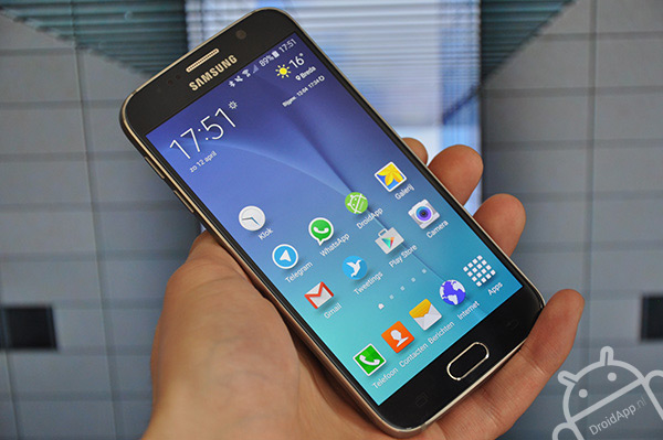 Samsung Galaxy S6 updates