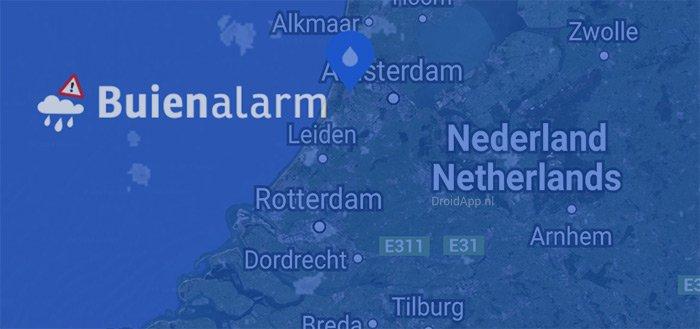 Buienalarm 3.4 voegt weersverwachting toe aan app