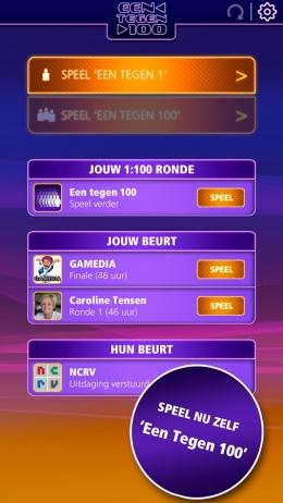 een-tegen-100-app