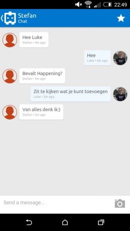 happening-chat
