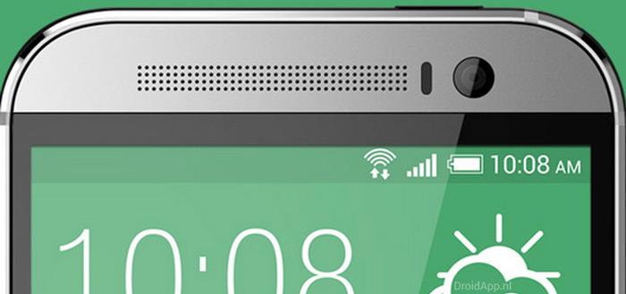 HTC One M8s met betere camera officieel