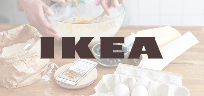 IKEA Wireless Charging-collectie vanaf vandaag verkrijgbaar