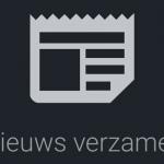 Nieuws en Weer v2.3 uitgebracht: gepersonaliseerd nieuws (+ APK)