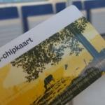 Vodafone start proef met SIM-kaart als OV-Chipkaart