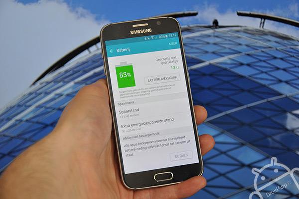 Samsung Galaxy S6 accu