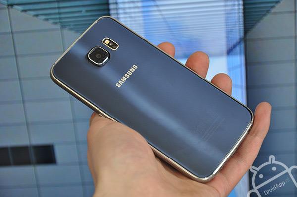 Galaxy S6 beveiligingsupdate maart 2018