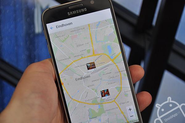 Samsung Galaxy S6 galerij