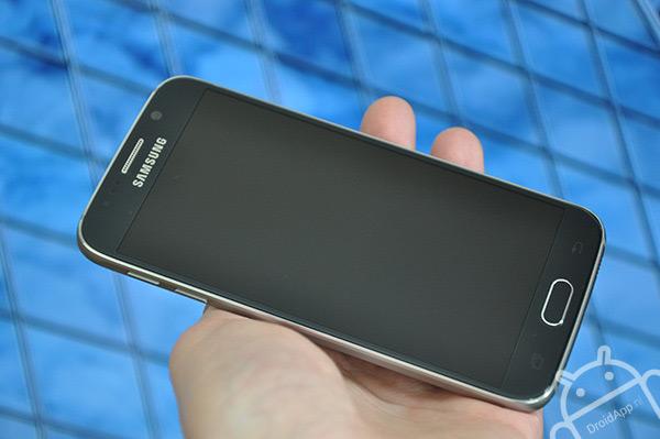 Samsung Galaxy S6 beveiligingsupdate november 2017