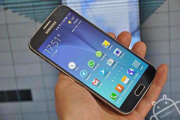 Samsung Galaxy S6 Oreo