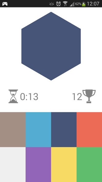 Tap Color Battle
