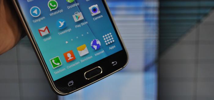 Galaxy Button Lights: wijzig de touch-sensitive toetsen van je Galaxy S6