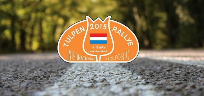 Tulpenrallye 2015: historische rally met moderne app
