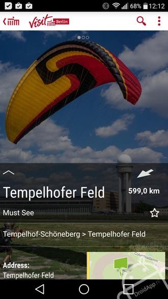 visitBerlin app