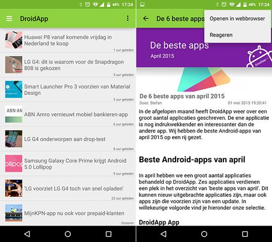 DroidApp App 1.0.2