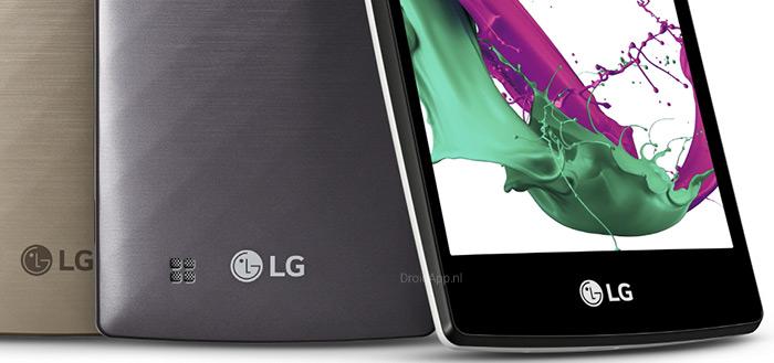 LG G4 krijgt gezinsuitbreiding: LG G4c en LG G4 Stylus aangekondigd