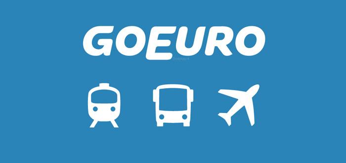 GoEuro lanceert handige reisplanner-app voor Europa