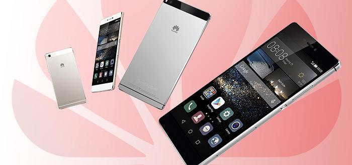 Huawei P8 vanaf komende vrijdag in Nederland te koop