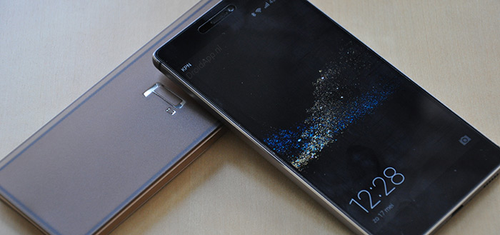 Huawei P8: B200-update dicht Stagefright-lek