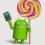 Eén op de vier Android gebruikers draait Android Lollipop