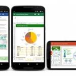 Microsoft Word, Powerpoint en Excel nu ook voor smartphone