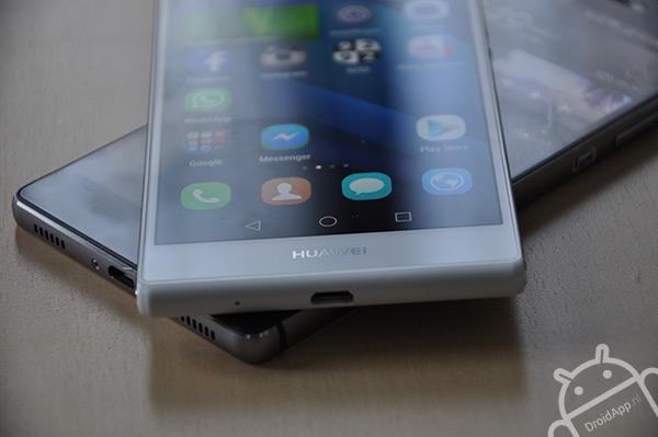 Huawei P8 - Ascend P7