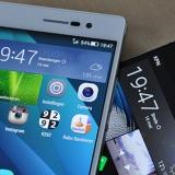 Huawei P8 - Ascend P7 header
