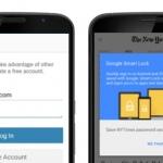 Handige 'Smart Lock Passwords' wordt vanaf nu uitgerold