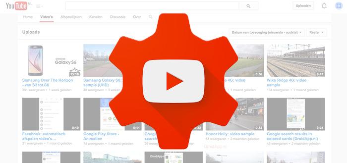 YouTube Studio app krijgt grote update