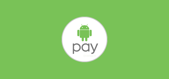 Google Play Services 8.1 bevat Android Pay componenten