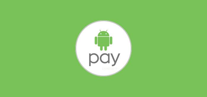 Android Pay: betaaldienst gelanceerd tijdens Google I/O