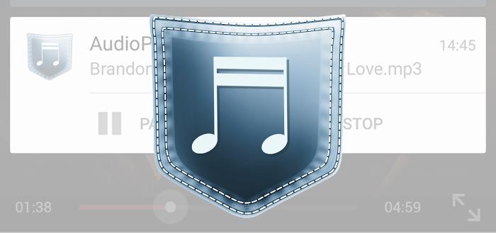 AudioPocket: YouTube muziek streamen op de achtergrond