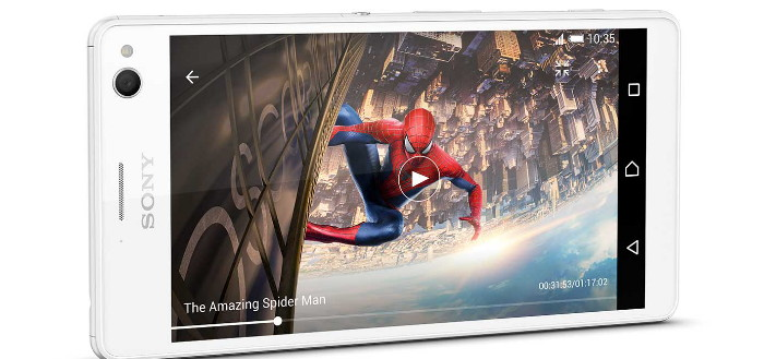 Sony Xperia C4: forse, krachtige selfie-phone aangekondigd