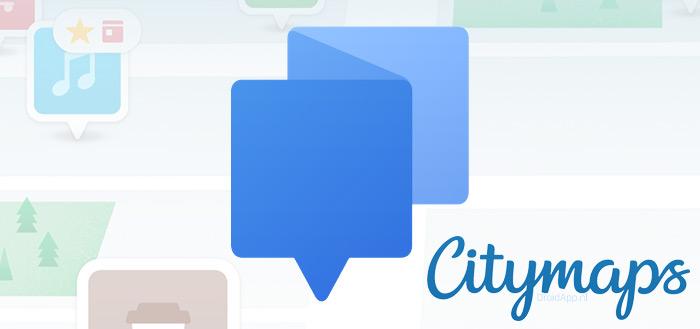 Citymaps: erg handige stedentrip-app nu volledig offline te gebruiken