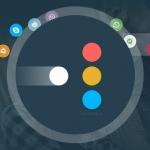 Drupe: een frisse contacten-app