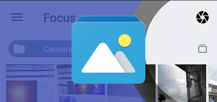 Focus Gallery: een stijlvolle galerij-app voor Android