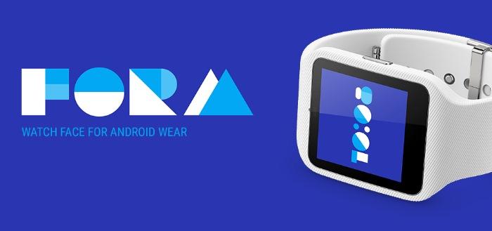 Ontwikkelaar Muzei brengt eigen FORM watch face uit