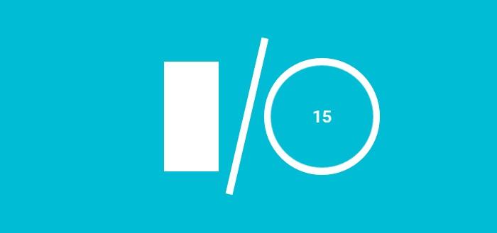 Google I/O 2015 Keynote: bekijk de livestream