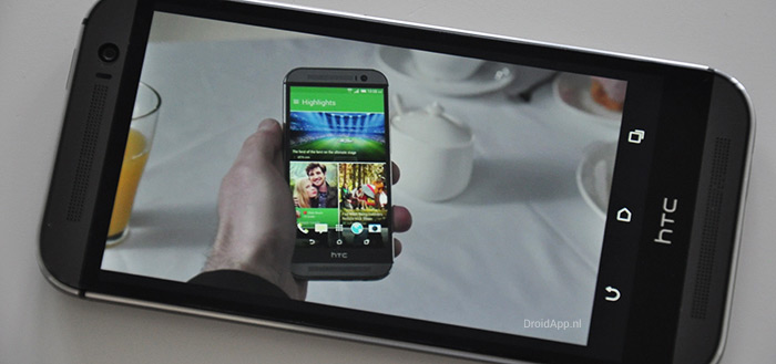 'HTC gaat advertenties integreren in HTC Sense'