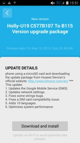 huawei-honor-holly-update