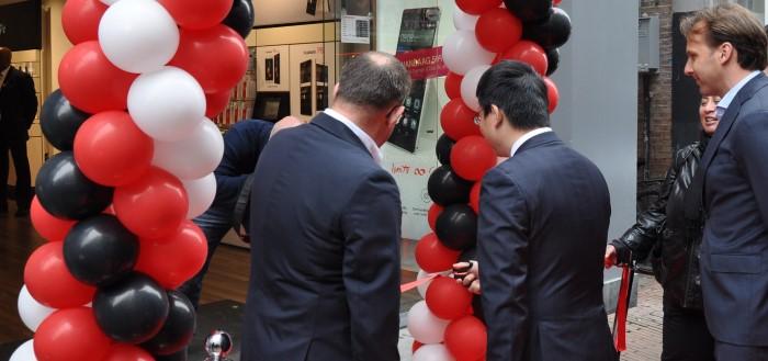 Huawei Partnerstore in Amsterdam officieel geopend