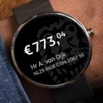 ING maakt Bankieren-app geschikt voor Android Wear