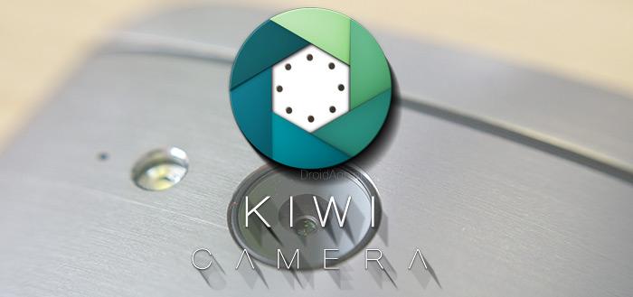Kiwi Camera: een uitgebreide camera-app voor Android