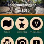 Landmacht brengt 'dating-app' uit voor Landmachtdagen 2015