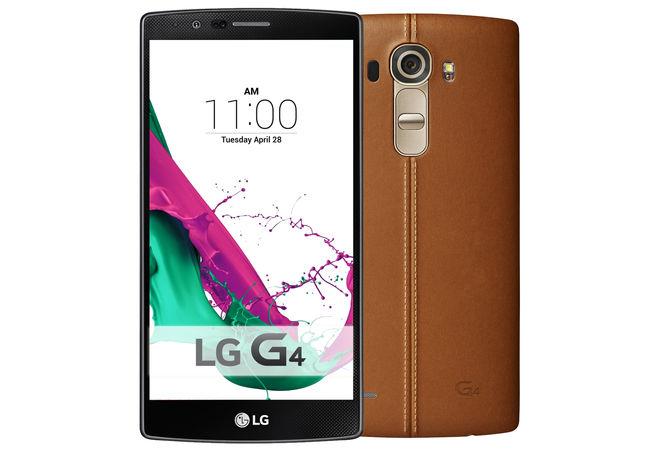 LG G4 snel opladen