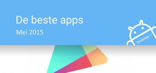 Beste apps mei 2015