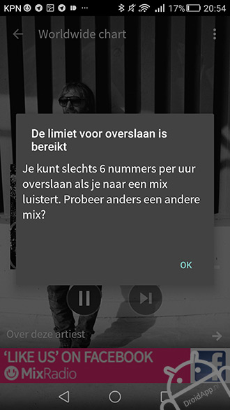 MixRadio Android