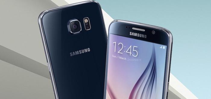 Beveiligingsupdate oktober beschikbaar voor Galaxy S6- en Galaxy S7-serie