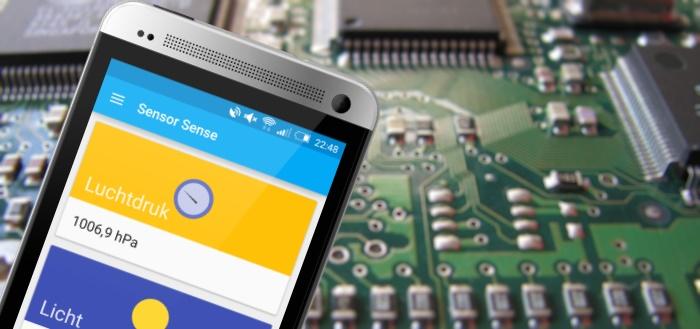 Sensor Sense: details over alle sensoren in je smartphone